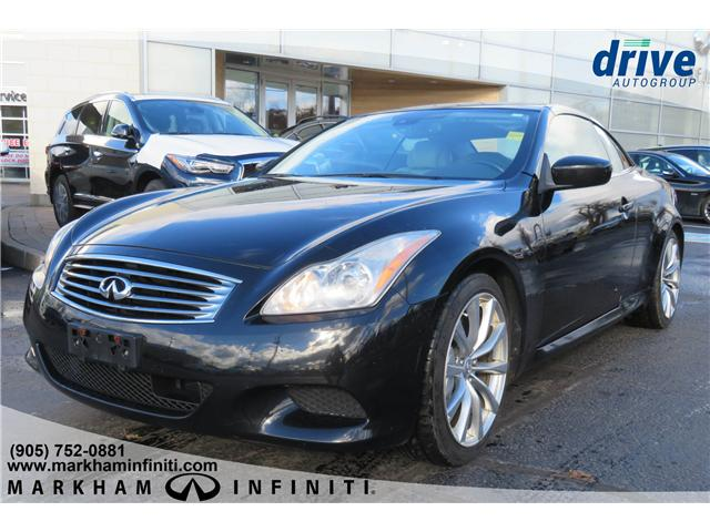 2009 Infiniti G37 Sport Package (Stk: P3052A) in Markham - Image 1 of 23