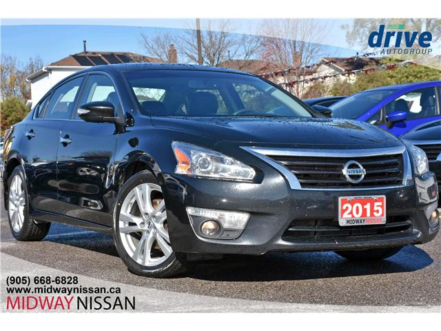 2015 Nissan Altima 3.5 SL (Stk: JC379214A) in Whitby - Image 1 of 25