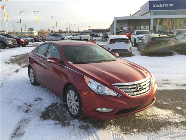 2013 Hyundai Sonata 2.0T Limited (Stk: B7147A) in Saskatoon - Image 1 of 27