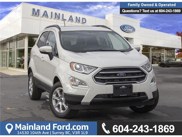 2018 Ford EcoSport SE (Stk: 8EC5049) in Vancouver - Image 1 of 21