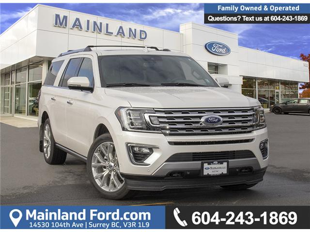 2018 Ford Expedition Max Limited (Stk: 8EX1529) in Surrey - Image 1 of 29