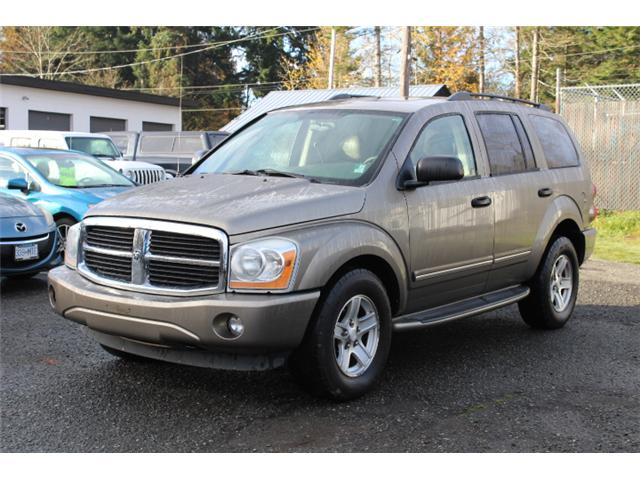 2004 Dodge Durango Limited (Stk: R629078B) in Courtenay - Image 3 of 10