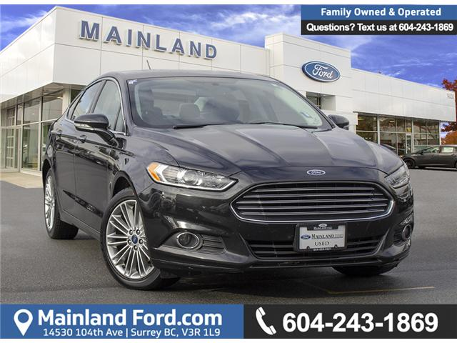 2015 Ford Fusion SE (Stk: P5930A) in Surrey - Image 1 of 26