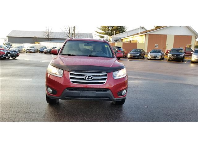 2012 Hyundai Santa Fe GL 2.4 (Stk: 18338-1) in Pembroke - Image 2 of 12