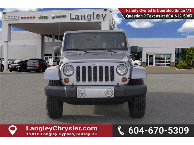 2013 Jeep Wrangler Unlimited Sahara (Stk: EE891580B) in Surrey - Image 2 of 20