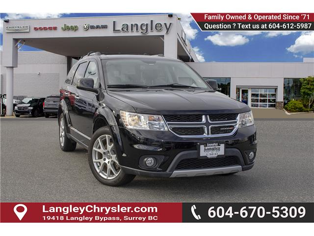 2015 Dodge Journey R/T (Stk: H529070A) in Surrey - Image 1 of 22