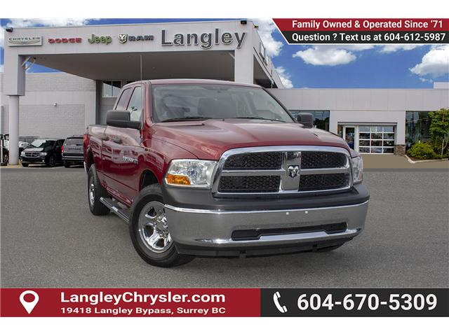 2011 Dodge Ram 1500 ST (Stk: J179613A) in Surrey - Image 1 of 23