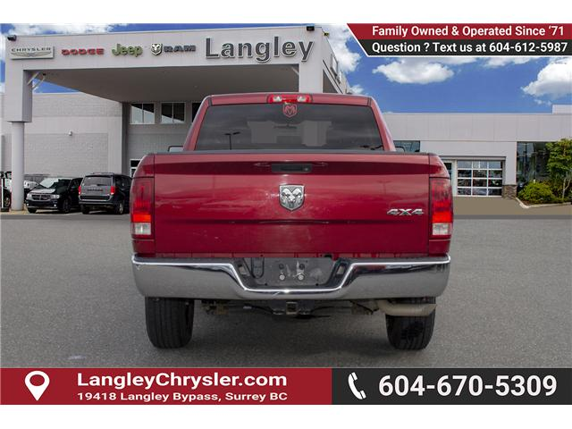 2011 Dodge Ram 1500 ST (Stk: J179613A) in Surrey - Image 5 of 23