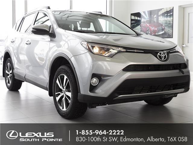 2016 Toyota RAV4 XLE (Stk: L9D0117A) in Edmonton - Image 1 of 20