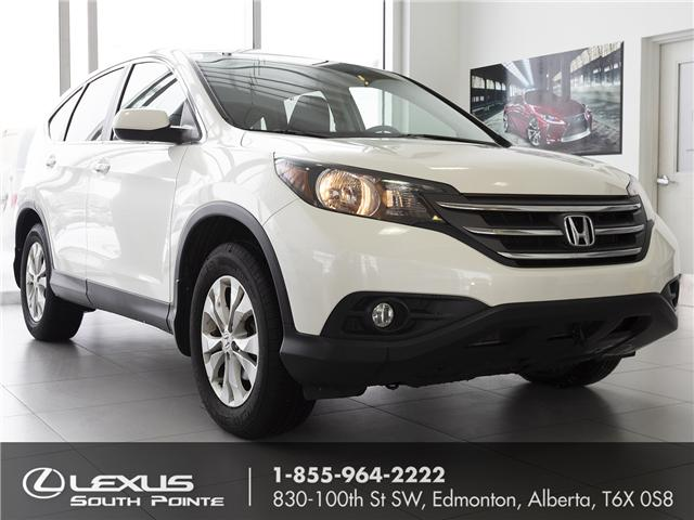 2013 Honda CR-V EX-L (Stk: L600388A) in Edmonton - Image 1 of 20
