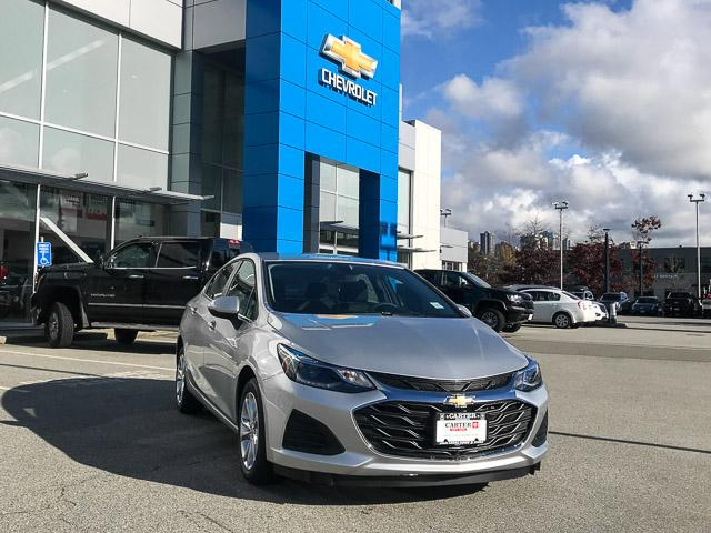 2019 Chevrolet Cruze LT (Stk: 9C10810) in North Vancouver - Image 2 of 13