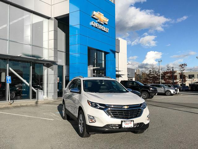 2019 Chevrolet Equinox Premier (Stk: 9E36500) in North Vancouver - Image 2 of 14