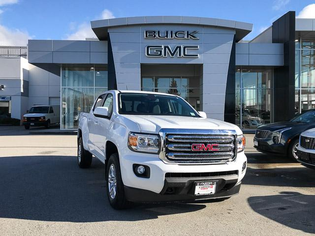 2019 GMC Canyon SLE (Stk: 9CN86010) in North Vancouver - Image 2 of 13