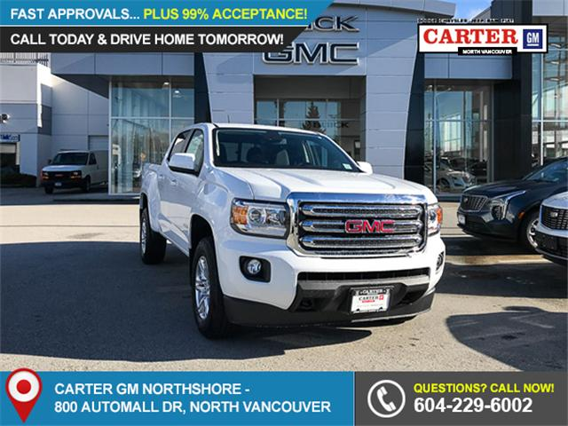 2019 GMC Canyon SLE (Stk: 9CN86010) in North Vancouver - Image 1 of 13