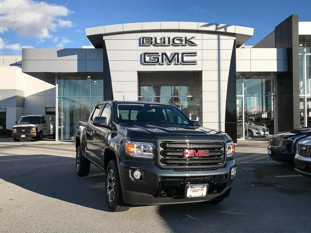 2019 GMC Canyon All Terrain w/Cloth (Stk: 9CN81040) in North Vancouver - Image 2 of 13