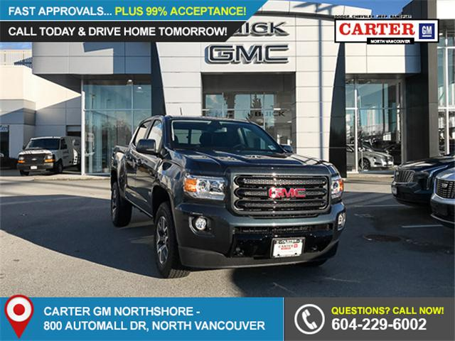 2019 GMC Canyon All Terrain w/Cloth (Stk: 9CN81040) in North Vancouver - Image 1 of 13