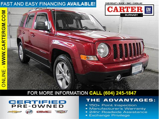 2016 Jeep Patriot Sport/North (Stk: 78-15122) in Burnaby - Image 1 of 23