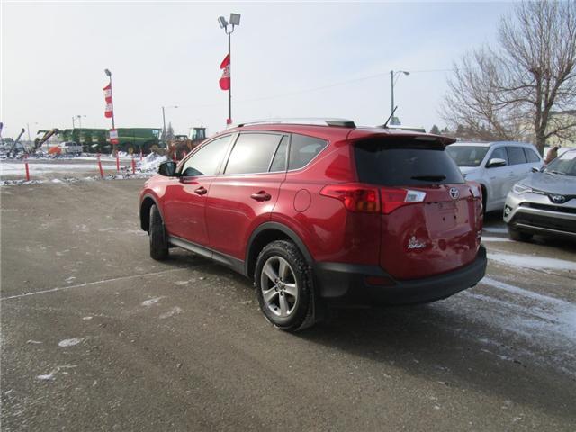 2015 Toyota RAV4 XLE (Stk: 1892481) in Moose Jaw - Image 3 of 25