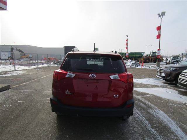 2015 Toyota RAV4 XLE (Stk: 1892481) in Moose Jaw - Image 4 of 25