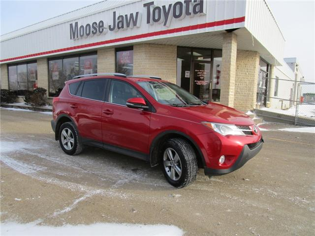 2015 Toyota RAV4 XLE (Stk: 1892481) in Moose Jaw - Image 9 of 25