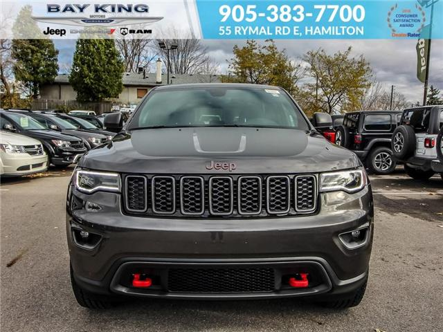 2019 Jeep Grand Cherokee Trailhawk (Stk: 197555) in Hamilton - Image 2 of 22