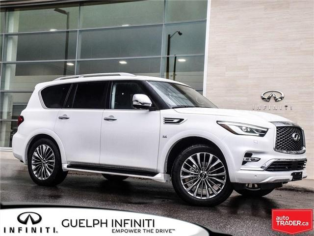 2019 Infiniti QX80 LUXE 7 Passenger (Stk: I6769) in Guelph - Image 1 of 25