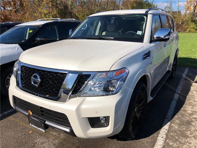 2019 Nissan Armada Platinum (Stk: AR19001) in St. Catharines - Image 1 of 5