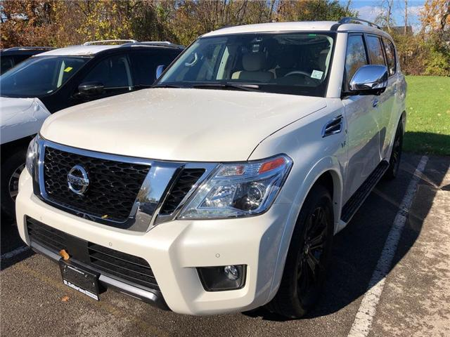 2019 Nissan Armada Platinum (Stk: AR19001) in St. Catharines - Image 2 of 5
