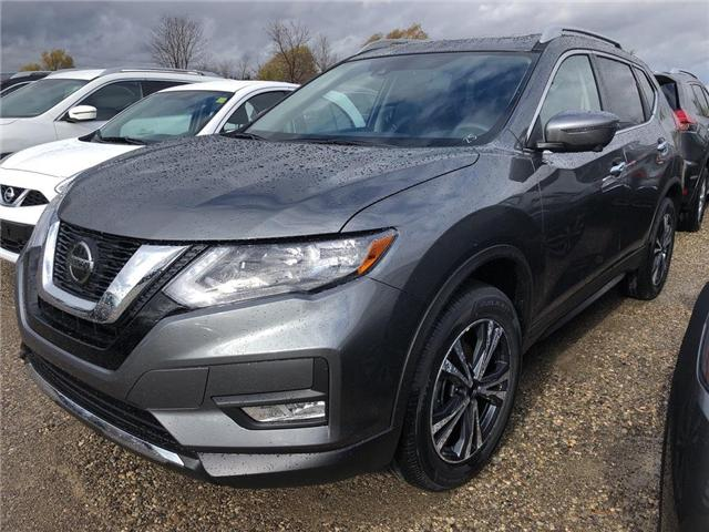 2019 Nissan Rogue SV (Stk: V0034) in Cambridge - Image 1 of 5