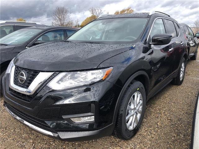 2019 Nissan Rogue SV (Stk: V0036) in Cambridge - Image 1 of 5
