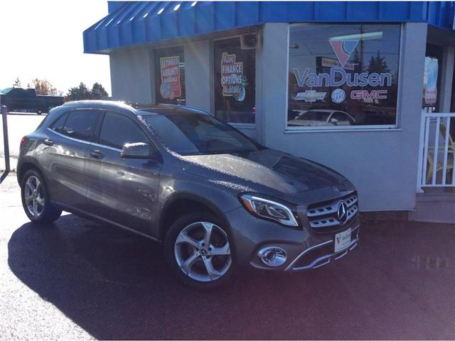 2018 Mercedes-Benz GLA-Class Base (Stk: 183989A) in Ajax - Image 1 of 24