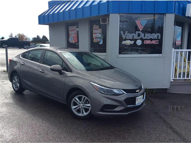 2018 Chevrolet Cruze LT Auto (Stk: B7234) in Ajax - Image 1 of 26
