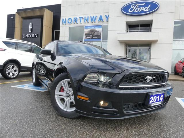 2014 Ford Mustang V6 | ONE OWNER | LOCAL TRADE IN | (Stk: F187766B) in Brantford - Image 2 of 21