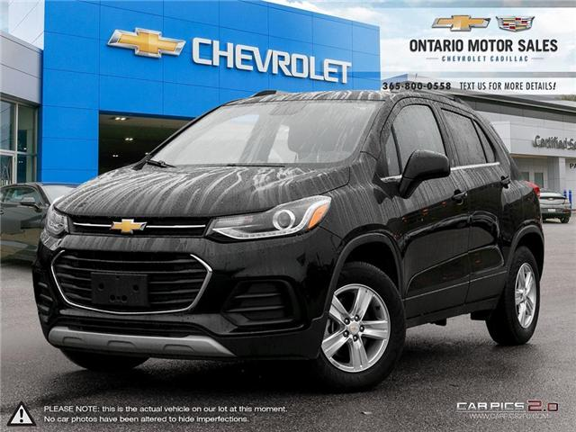 2018 Chevrolet Trax LT (Stk: 12259A) in Oshawa - Image 1 of 33