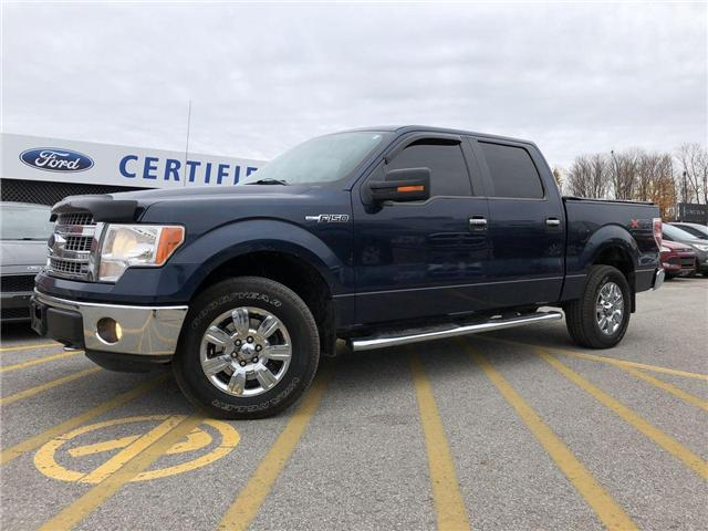 2014 Ford F-150 XLT (Stk: P8586) in Barrie - Image 1 of 30