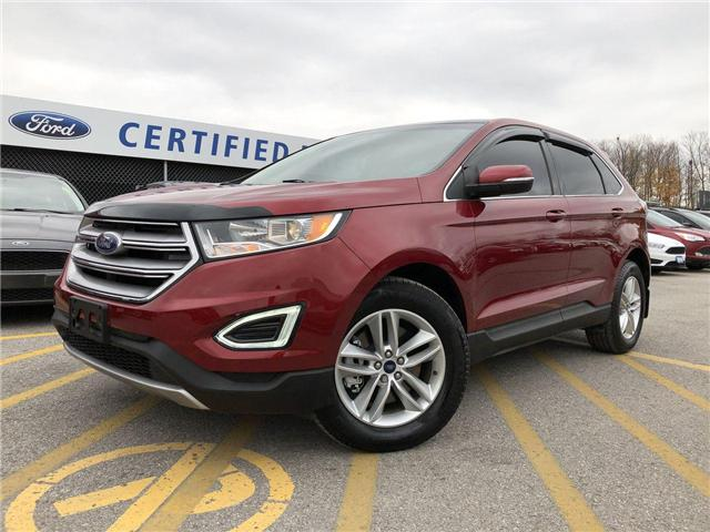 2018 Ford Edge SEL (Stk: ED181578A) in Barrie - Image 1 of 30