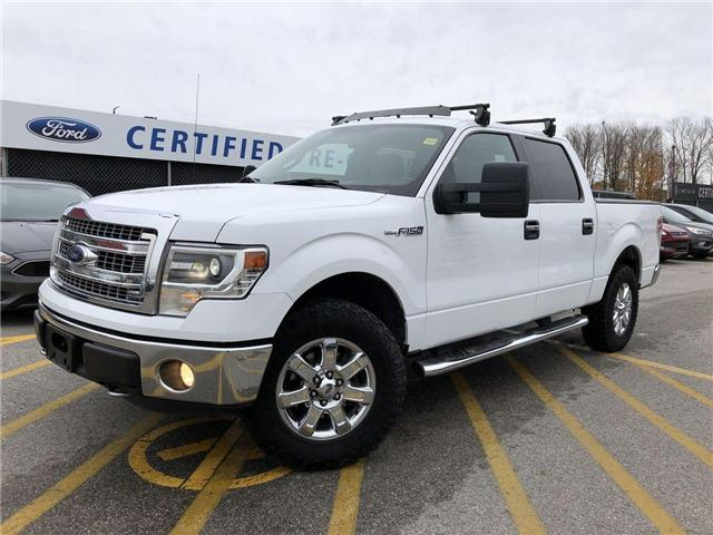 2014 Ford F-150 XLT (Stk: FP181395A) in Barrie - Image 1 of 30