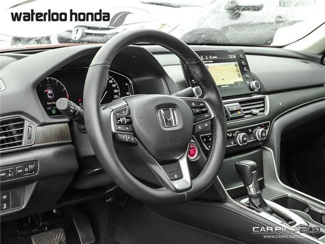 2018 Honda Accord Touring (Stk: H2930) in Waterloo - Image 6 of 28