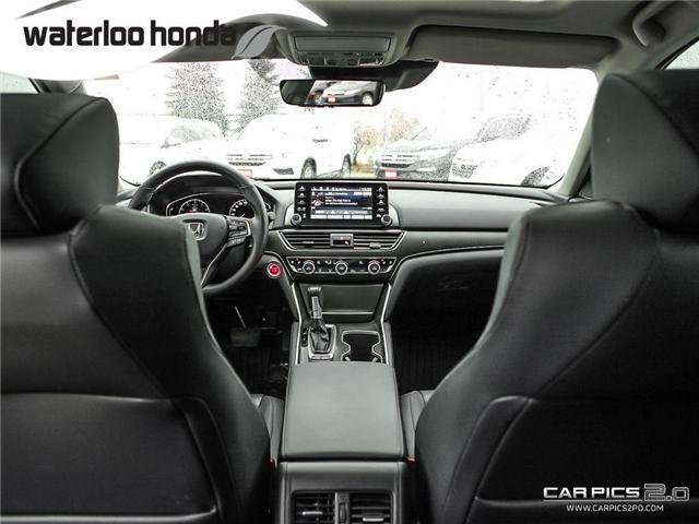 2018 Honda Accord Touring (Stk: H2930) in Waterloo - Image 18 of 28