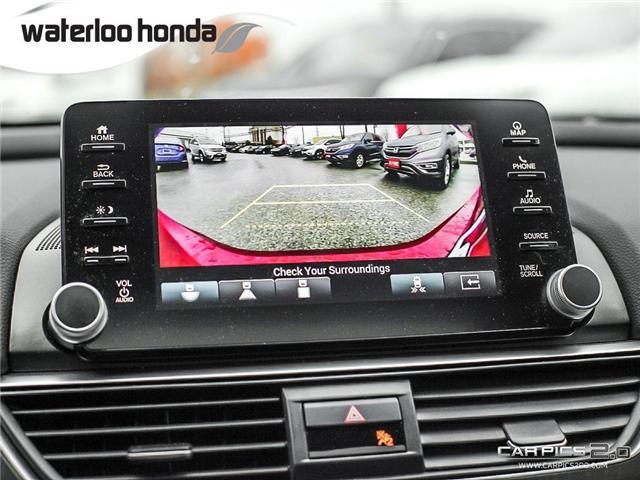 2018 Honda Accord Touring (Stk: H2930) in Waterloo - Image 20 of 28