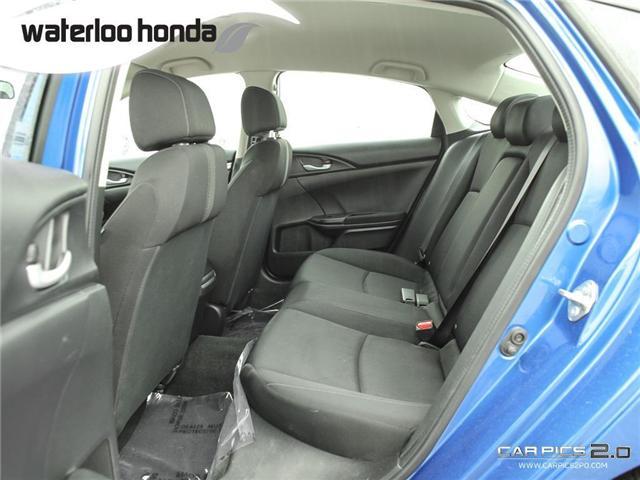 2017 Honda Civic LX (Stk: H4688A) in Waterloo - Image 17 of 28