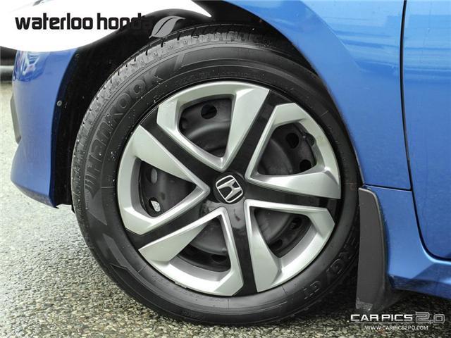 2017 Honda Civic LX (Stk: H4688A) in Waterloo - Image 21 of 28