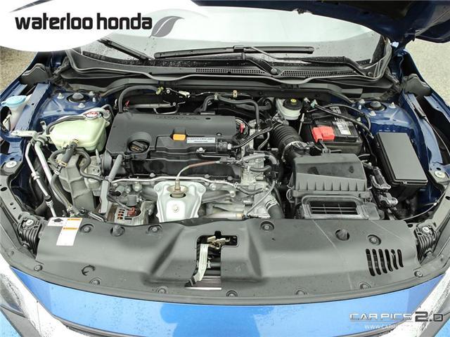 2017 Honda Civic LX (Stk: H4688A) in Waterloo - Image 23 of 28