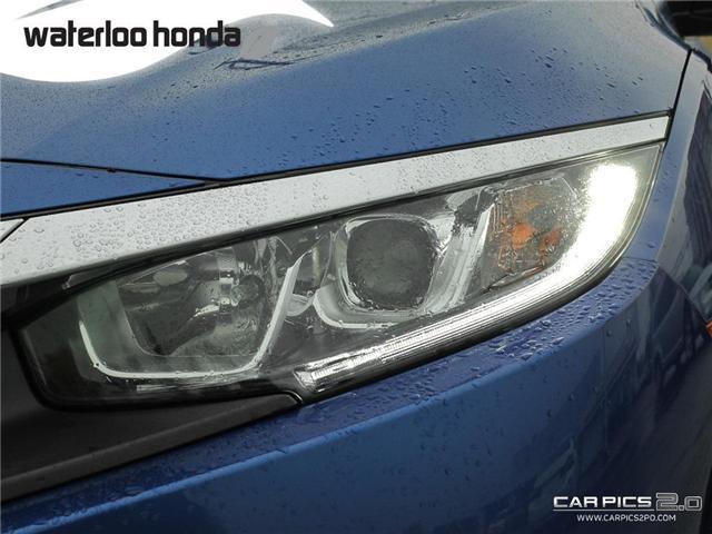2017 Honda Civic LX (Stk: H4688A) in Waterloo - Image 25 of 28