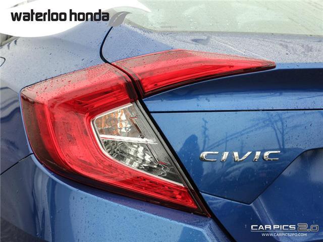 2017 Honda Civic LX (Stk: H4688A) in Waterloo - Image 27 of 28