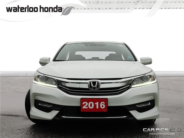 2016 Honda Accord EX-L (Stk: U4728) in Waterloo - Image 2 of 28