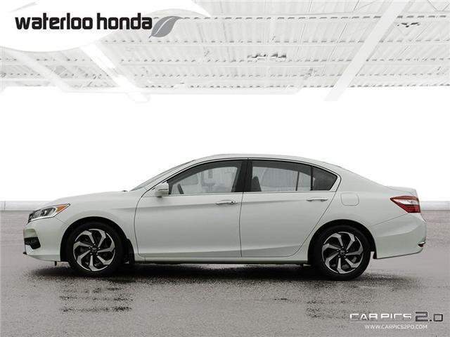 2016 Honda Accord EX-L (Stk: U4728) in Waterloo - Image 3 of 28