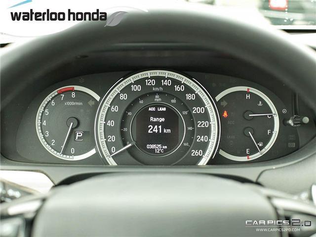 2016 Honda Accord EX-L (Stk: U4728) in Waterloo - Image 8 of 28