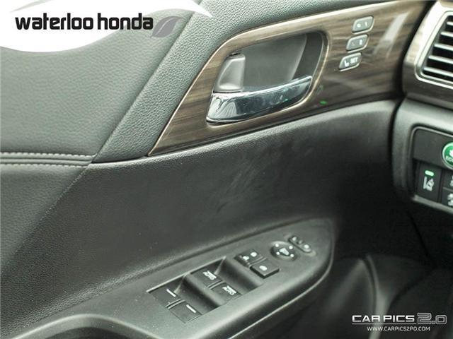 2016 Honda Accord EX-L (Stk: U4728) in Waterloo - Image 10 of 28