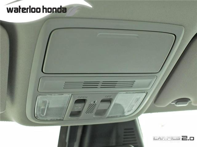 2016 Honda Accord EX-L (Stk: U4728) in Waterloo - Image 12 of 28